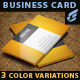 Agile Business Card Template - GraphicRiver Item for Sale