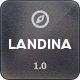Landina - Responsive Landing Page - ThemeForest Item for Sale