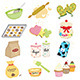 Baking Icons - GraphicRiver Item for Sale
