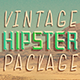 Vintage Hipster Pack - VideoHive Item for Sale