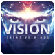 Vision - Cd Cover - GraphicRiver Item for Sale
