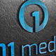 Media Logo Template - GraphicRiver Item for Sale