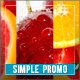 Simple Promo - VideoHive Item for Sale