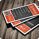 Corporate Business Card 073 - GraphicRiver Item for Sale