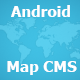 Android Map CMS - CodeCanyon Item for Sale