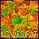Watercolor Autumn Leaves Patterns - GraphicRiver Item for Sale