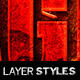 Dilapidated Photoshop Layers Styles: Set 2 - GraphicRiver Item for Sale