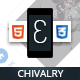Chivalry Mobile Retina | HTML5 & CSS3 And iWebApp - ThemeForest Item for Sale