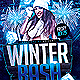 Winter Bash PSD Flyer - GraphicRiver Item for Sale