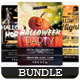 Halloween - Flyers Bundle - GraphicRiver Item for Sale