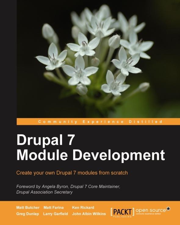 TutsPlus Drupal 7 Module Development 617850