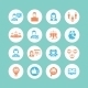 Network Icons - GraphicRiver Item for Sale