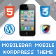 Mobilebar Mobile Retina | WordPress Version - ThemeForest Item for Sale