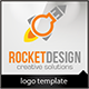 Rocket Design - GraphicRiver Item for Sale