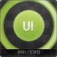 Raviro Ui Set - Premium User Interface Elements - GraphicRiver Item for Sale