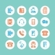 Communication Icons - GraphicRiver Item for Sale