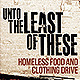 Homeless Food Drive Flyer Template - GraphicRiver Item for Sale