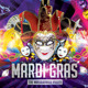 Mardi Gras or Masquerade Party + Fb Cover - GraphicRiver Item for Sale