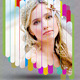 Colorful Photo Frame Template - Pack - GraphicRiver Item for Sale