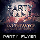 Party Flyer - GraphicRiver Item for Sale