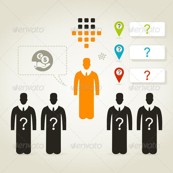 GraphicRiver Person Business 4 5963246