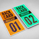 Rack Card Mockup - GraphicRiver Item for Sale