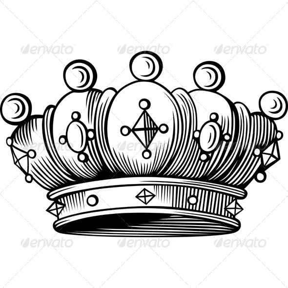 GraphicRiver Crown 5967490