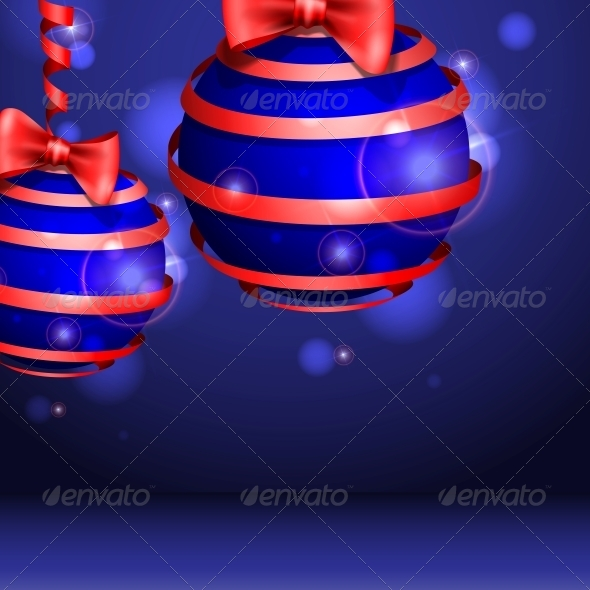 GraphicRiver Christmas Balls 5970771