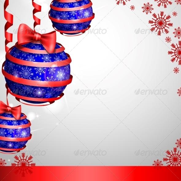 GraphicRiver Christmas Balls 5970773