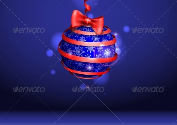 GraphicRiver Christmas Balls 5971437