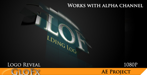 After Effects Project - VideoHive Folding Logo Reveal 512867