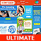 Ultimate Web Banner Bundle Vol. 4 - GraphicRiver Item for Sale