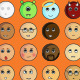 24 Cartoon Character Emoticons - GraphicRiver Item for Sale
