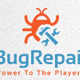 Bug Repair Logo - GraphicRiver Item for Sale