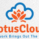 Lotus Cloud Logo - GraphicRiver Item for Sale
