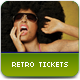 Retro Tickets - GraphicRiver Item for Sale