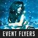 Event Flyers PSD Template V1 - GraphicRiver Item for Sale