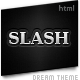 Slash HTML - ThemeForest Item for Sale