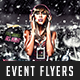 Event Flyers PSD Template V3 - GraphicRiver Item for Sale