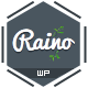 Raino - Clean Blog and Portfolio Resonsive - ThemeForest Item for Sale