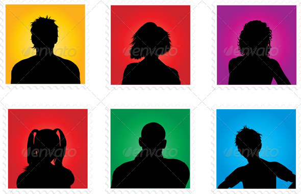 GraphicRiver People Avatars 627206