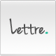 Lettre - Responsive Email Template - ThemeForest Item for Sale