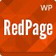RedPage: Responsive WordPress Theme - ThemeForest Item for Sale