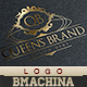 Queens Brand Logo Template - GraphicRiver Item for Sale