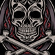 Skull and Crossbones - GraphicRiver Item for Sale
