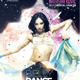 Belly Dance Party Flyer Template - GraphicRiver Item for Sale