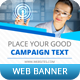 Corporate Web Banner Vol 4 - GraphicRiver Item for Sale