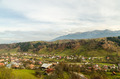 Vintage Rural Village In The Carpathian Mountains - PhotoDune Item for Sale