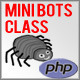 Mini Bots PHP Class - CodeCanyon Item for Sale