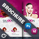 Beauty Saloon Brochure Template - GraphicRiver Item for Sale